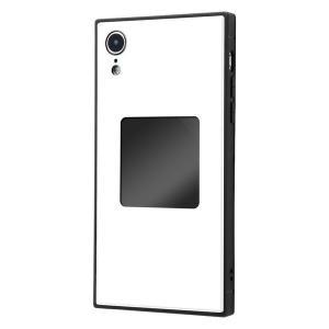 iPhone XR ケース 写真 スマホケースフレームキット ever / ホワイト iphonex...