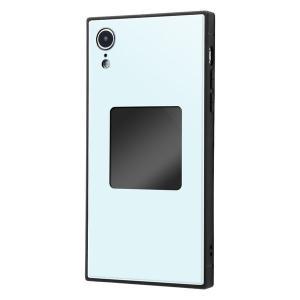 iPhone XR ケース 写真 スマホケースフレームキット ever / ペールブルー iphon...