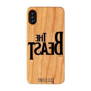 ■対応端末: iPhone XS iPhone X ■ブランド: RADIOEVA ■素材: ウッド...