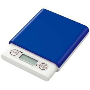 A&D デジタルホームスケール 3kg ブルー UH-3201-BL ≪ひょう量:3000g (ブルー)|white-daisy