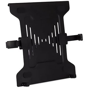 mount-it 。VESAマウントトレイ、ユニバーサルフィットノートパソコンノートブックホルダー、VESAモニタマウント, Up to(ブラック)|white-daisy