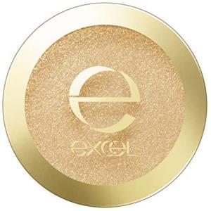 excel(エクセル) エクセル シャイニーシャドウN SI07 (ブリスフルゴールド) (ゴールド) white-daisy