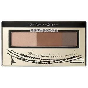 資生堂 インテグレート アイブロー&ノーズシャドー BR631 2.5g (ブラウン) white-daisy