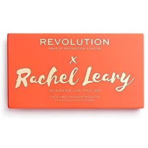 メイクアップレボリューション ORIGINAL Revolution x Rachel Leary Goddess On The (マルチカラー) white-daisy