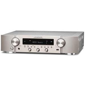 マランツ Marantz NR1200 ネットワークレシーバー、HDMIセレクター搭載のHi-Fiステレオアンプ (シルバーゴールド)|white-daisy