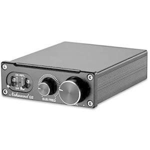 Nobsound G2 サブウーファー/フル周波数 モノチャンネル デジタルパ ワーアンプ 100W|white-daisy