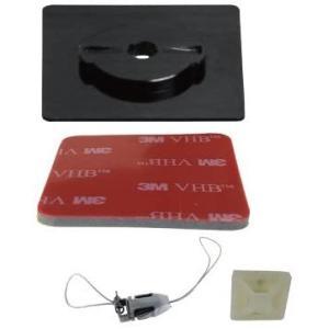 REC-MOUNTS(レックマウント) スマホケース 貼り付け用 アルミアダプター[ GM-Case-A2 (貼付用アルミ)|white-daisy