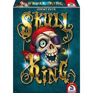 Skull King|white-daisy