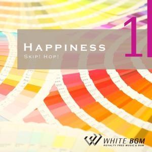 BGM CD イベント 著作権フリー 店内 音楽 ハピネス -Skip Hop!-(4005)|whitebgm