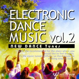 BGM CD EDM 著作権フリー 店内 音楽 エレクトロニックダンスミュージック vol.2 -New Dance Tunes -(4050)|whitebgm