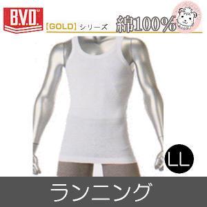 B.V.D. GOLD ランニング G015 LL