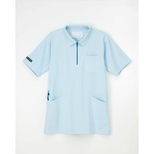 【ナガイレーベン】 医療用白衣 CX-3117 男性兼用 上衣 白衣  2018年新作商品 whiteroad