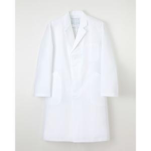 【ナガイレーベン】EM-3015【メンズ白衣 男子シングル診察衣】 whiteroad