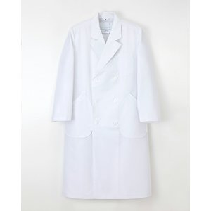 ナガイレーベン 白衣 HK-10 メンズ白衣 男子ダブル診察衣 whiteroad