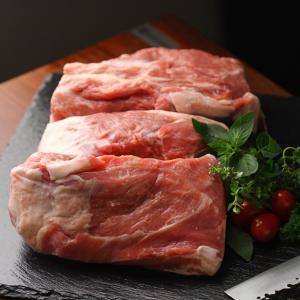 ラム肉 肩ロースホール 合計1.65kg以上 (4個入り)生ラム ジンギスカン 肩ロース 焼肉用 ロースト用 オーストラリア産|wholemeat