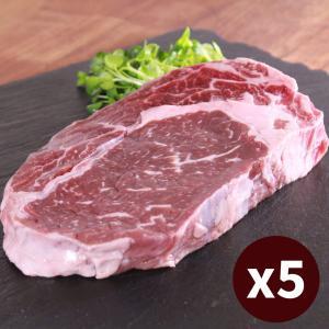 厚切りリブアイステーキ(牛肉リブロース) 300gx5枚セット(合計1.5kg) 赤身肉 オージービーフ オーストラリア産 -SKU107|wholemeat