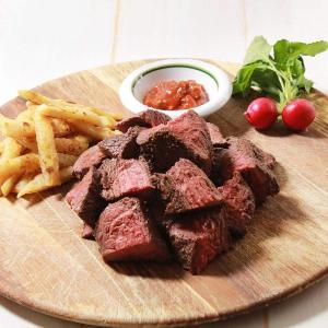 カンガルー肉 ランプ 500〜600g 赤身肉 オーストラリア産 -SKU502