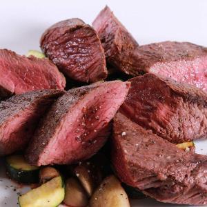 カンガルー肉 サーロイン 300-400g 赤身肉 オーストラリア産 -SKU501|wholemeat