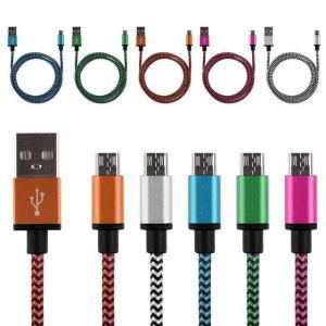 充電ケーブル スマホ iPhone USBケーブル Micr...