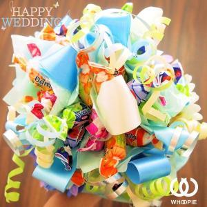 ウエディングブーケトス専用 お菓子の花束キャン...の詳細画像1