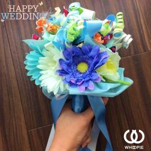 ウエディングブーケトス専用 お菓子の花束キャン...の詳細画像2