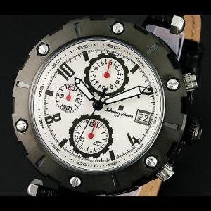サルバトーレマーラ 腕時計 革ベルト メンズ Salvato...
