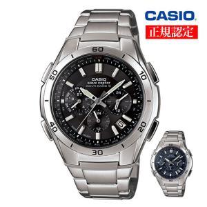 カシオ 腕時計 電波ソーラー wave ceptor ウェーブセプター メンズ ソーラー電波腕腕時計 CASIO マルチバンド6 WVQ-M410DE-1A2JF