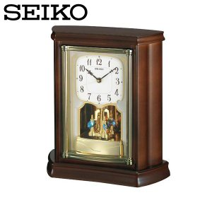 セイコー SEIKO 電波置き時計 電波置時計 電波時計 アナログ おしゃれ BY233B|wide02