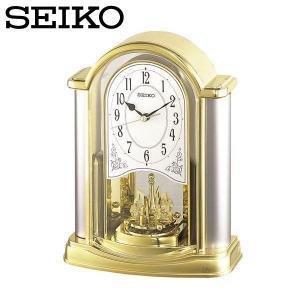セイコー SEIKO 置き時計 アナログ おしゃれ BY418G|wide02