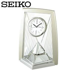 セイコー SEIKO 置き時計 置時計 アナログ おしゃれ BY423S|wide02