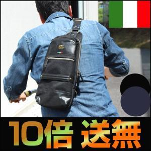 バッグ メンズ ボディバッグ  ビアンキ  BIANCHI ボディーバッグ TBTC-05 wide02