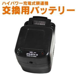 ハイパワー充電式耕運機の交換用バッテリー【新聞掲載】|wide02