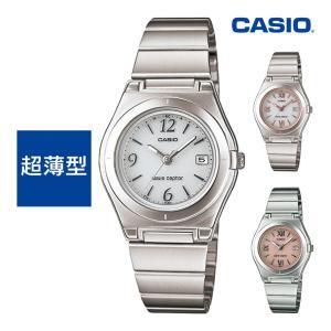 ホワイトデー お返し 2020 ギフト 腕時計 レディース 電波ソーラー 薄型 アナログ 見やすい おしゃれ 女性用 カシオ腕時計 薄い 軽い ブランド CASIO|wide