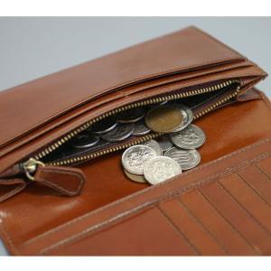 長財布 メンズ ミラグロ イタリアンレザー 20ポケット 大容量 ロングウォレット|wide|04