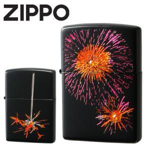 ライター ブランド メンズ ジッポ おしゃれ ZIPPO オイル オイルライター 花火 花火柄 おもしろ ギフト プレゼントに|wide