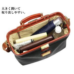 豊岡製鞄 ダレスバッグ メンズ  2way ビジネスバッグ メンズ ショルダーバッグ 斜めがけ 日本製 牛革 ダンロップ DULOP ドーン・オン・デック dawn on deck|wide|02