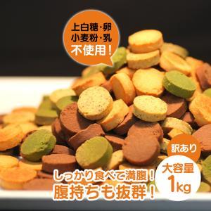 ダイエット食品 おからクッキー 1kg 小麦粉不使用 砂糖不使用 グルテンフリー 糖質制限 訳あり 国産 4種 1kg|wide
