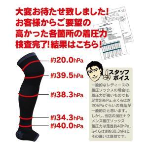 ※テスト中※【ウルトラSALE価格】メンズ むくみ 疲れ 加圧ナウ着圧ソックス ニーハイ つま先オープンタイプ 男性用 靴下 足のむくみ 脚 むくみ 足の疲れ|wide|06