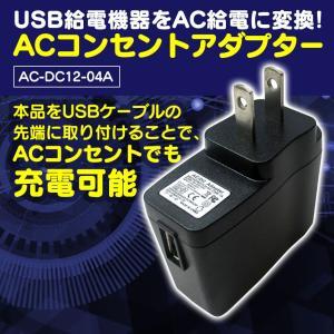 AC-DC12-04A ボイスレコーダー 専用ACコンセントアダプター 4562276267533|wide