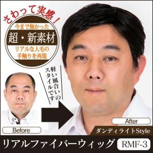 ウィッグ メンズ フルウィッグ オールウィッグ 男性用かつら カツラ 耐熱 人工毛 黒髪 ショート かっこいい RMF-3|wide