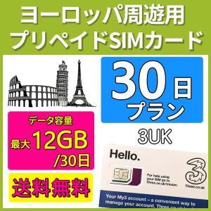 <送料無料> ヨーロッパ SIM 周遊用プリペイ...の商品画像