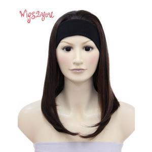 注目商品 ストアのイチオシ オリジナル ハーフウィッグ 最高級 ポイントウィッグ かつら W-790|wigs2you