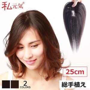 人毛100% 前髪ウィッグ 部分かつら ポイントウィッグ 私元気 BHA710|wigshop