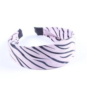 アニマル柄カチューシャ(ピンク&黒) 101|wigshop
