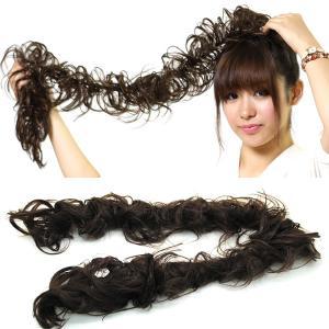 ウィッグ 部分ウィッグ ロープタイプ ポイントウィッグ エクステ まとめ髪 つけ毛 人気 M-4A-1|wigwigrunes