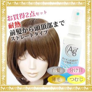 前髪 ウィッグ ヘアピース 耐熱 ストレート 送料無料 かつら 部分ウィッグ  lw06nanoset|wigwigrunes
