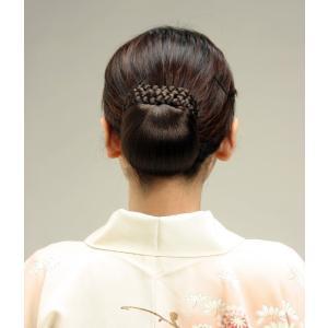 ウィッグ 和装 送料無料 部分ウィッグ ポイントウィッグ みつあみ つけ毛 sp245|wigwigrunes