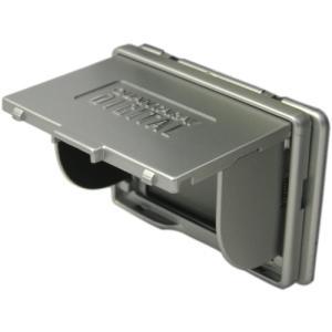 カメラ用 折りたたみ液晶遮光フード 3サイズ wil-mart
