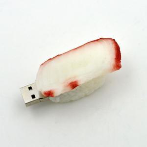 おもしろUSBメモリ16GB!寿司型タコUSBメモリ|wil-mart