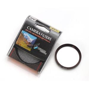 カメラ用UVカット フィルター■AF対応(フィルター径:49mm)|wil-mart